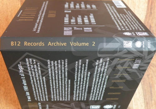 B12 Records Discography